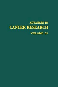 Advances in Cancer Research - 1st Edition - ISBN: 9780120066636, 9780080562452