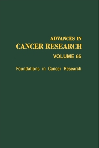 Advances in Cancer Research - 1st Edition - ISBN: 9780120066650, 9780080562476