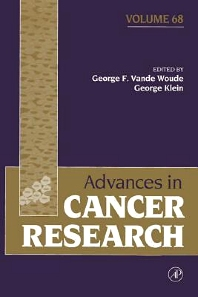 Advances in Cancer Research - 1st Edition - ISBN: 9780120066681, 9780080562506