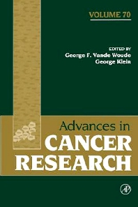 Advances in Cancer Research - 1st Edition - ISBN: 9780120066704, 9780080562520