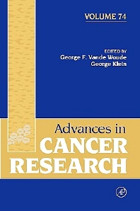Advances in Cancer Research, 1st Edition,George Vande Woude,George Klein,ISBN9780120066711