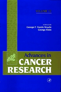 Advances in Cancer Research - 1st Edition - ISBN: 9780120066728, 9780080562544