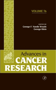 Advances in Cancer Research, 1st Edition,George Vande Woude,George Klein,ISBN9780120066766