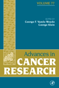Advances in Cancer Research, 1st Edition,George Vande Woude,George Klein,ISBN9780120066773