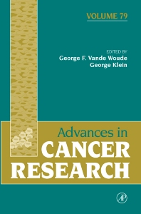 Advances in Cancer Research, 1st Edition,George Vande Woude,George Klein,ISBN9780120066797