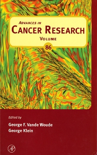 Cover image for Advances in Cancer Research