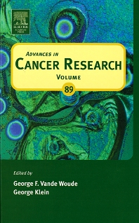 Advances in Cancer Research - 1st Edition - ISBN: 9780120066896, 9780080488233