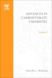 Advances in Carbohydrate Chemistry - 1st Edition - ISBN: 9780120072095, 9780080562681