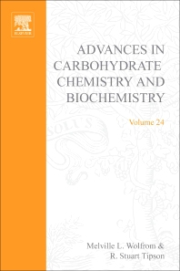 Advances in Carbohydrate Chemistry and Biochemistry - 1st Edition - ISBN: 9780120072248, 9780080562834