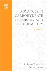 Advances in Carbohydrate Chemistry and Biochemistry - 1st Edition - ISBN: 9780120072279, 9780080562865