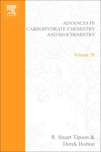 Advances in Carbohydrate Chemistry and Biochemistry - 1st Edition - ISBN: 9780120072293, 9780080562889