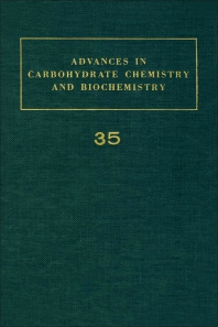 Advances in Carbohydrate Chemistry and Biochemistry - 1st Edition - ISBN: 9780120072354, 9780080562940