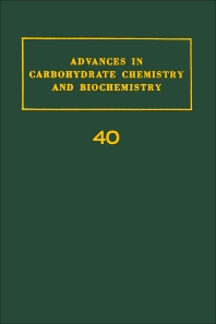 Advances in Carbohydrate Chemistry and Biochemistry - 1st Edition - ISBN: 9780120072408, 9780080562995