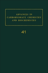 Advances in Carbohydrate Chemistry and Biochemistry - 1st Edition - ISBN: 9780120072415, 9780080563008