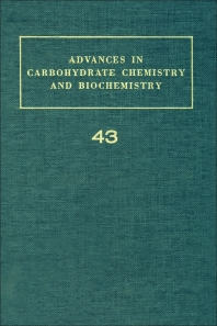 Advances in Carbohydrate Chemistry and Biochemistry - 1st Edition - ISBN: 9780120072439, 9780080563022