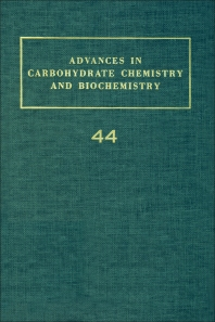 Advances in Carbohydrate Chemistry and Biochemistry - 1st Edition - ISBN: 9780120072446, 9780080563039