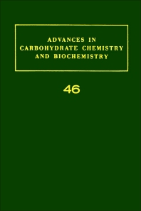Advances in Carbohydrate Chemistry and Biochemistry - 1st Edition - ISBN: 9780120072460, 9780080563053