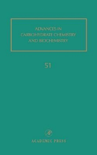 Advances in Carbohydrate Chemistry and Biochemistry, 1st Edition,Derek Horton,ISBN9780120072514