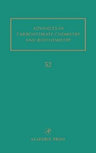Advances in Carbohydrate Chemistry and Biochemistry, 1st Edition,Derek Horton,ISBN9780120072521