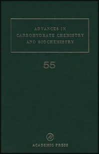 Advances in Carbohydrate Chemistry and Biochemistry, 1st Edition,Derek Horton,ISBN9780120072552