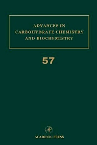 Advances in Carbohydrate Chemistry and Biochemistry, 1st Edition,Derek Horton,ISBN9780120072576