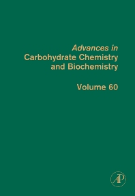 Advances in Carbohydrate Chemistry and Biochemistry, 1st Edition,Derek Horton,ISBN9780120072606