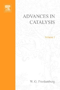 Advances in Catalysis - 1st Edition - ISBN: 9780120078011, 9780080565057