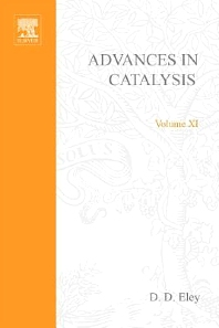 Advances in Catalysis - 1st Edition - ISBN: 9780120078110, 9780080565156