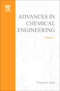 Advances in Chemical Engineering - 1st Edition - ISBN: 9780120085033, 9780080565507