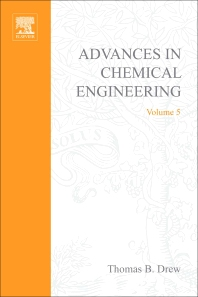 Advances in Chemical Engineering - 1st Edition - ISBN: 9780120085057, 9780080565521