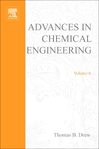 Advances in Chemical Engineering - 1st Edition - ISBN: 9780120085064, 9780080565538