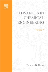 Advances in Chemical Engineering - 1st Edition - ISBN: 9780120085071, 9780080565545