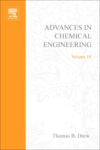 Advances in Chemical Engineering - 1st Edition - ISBN: 9780120085101, 9780080565576
