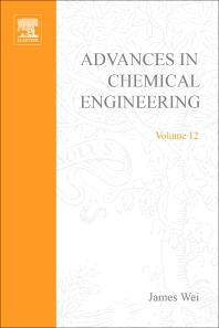 Advances in Chemical Engineering - 1st Edition - ISBN: 9780120085125, 9780080565590