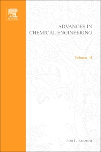 Advances in Chemical Engineering - 1st Edition - ISBN: 9780120085149, 9780080565613