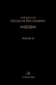 Advances in Chemical Engineering, 1st Edition,Kenneth Bischoff,Morton Denn,John Seinfeld,George Stephanopoulos,Arup Chakraborty,Nicholas Peppas,Jackie Ying,James Wei,ISBN9780120085262