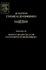 Advances in Chemical Engineering - 1st Edition - ISBN: 9780120085293, 9780080498867