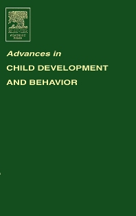 Advances in Child Development and Behavior - 1st Edition - ISBN: 9780120097326, 9780080471808