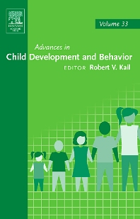 Advances in Child Development and Behavior - 1st Edition - ISBN: 9780120097333, 9780080459301