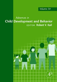 Advances in Child Development and Behavior - 1st Edition - ISBN: 9780120097340, 9780080468945