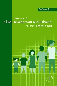 Advances in Child Development and Behavior - 1st Edition - ISBN: 9780120097357, 9780080493183