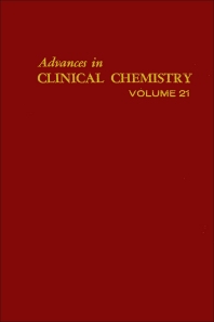 Advances in Clinical Chemistry - 1st Edition - ISBN: 9780120103218, 9780080566191