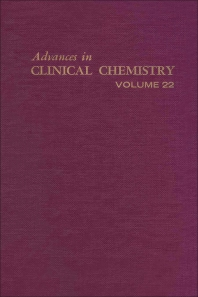 Advances in Clinical Chemistry - 1st Edition - ISBN: 9780120103225, 9780080566207