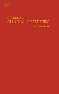 Advances in Clinical Chemistry - 1st Edition - ISBN: 9780120103386, 9780080490274