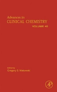 Advances in Clinical Chemistry - 1st Edition - ISBN: 9780120103409, 9780080915593