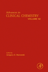 Advances in Clinical Chemistry, 1st Edition,Gregory Makowski,ISBN9780120103423