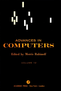 Advances in Computers - 1st Edition - ISBN: 9780120121120, 9780080566443