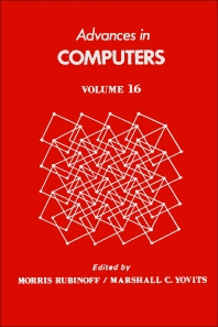 Advances in Computers - 1st Edition - ISBN: 9780120121168, 9780080566481