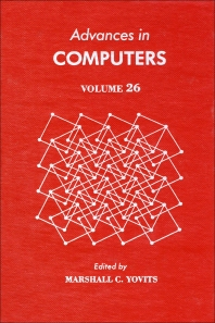 Advances in Computers - 1st Edition - ISBN: 9780120121267, 9780080566580