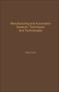 Control and Dynamic Systems V47: Manufacturing and Automation Systems: Techniques and Technologies - 1st Edition - ISBN: 9780120127474, 9780323162951